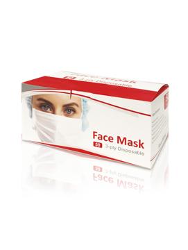 Picture of ماسک سه لایه بسته بندی 50 عددی